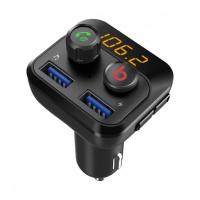 [Bluetooth / MP3 / FM modulátor bezdrôtový s USB / SD portom do CL s Bass Booster, diaľkovým ovládačom]
