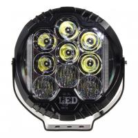[LED svetlo guľaté, 70W, ø195mm, ECE R10 / R112]