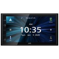 "[JVC 2DIN autorádio / 6,8 ""displej / USB / AUX / Bluetooth / Apple CarPlay / Android Auto]"