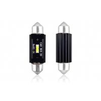 [LED CANBUS 1 SMD UltraBright 1860 Festoon 39mm White 12V/24V]