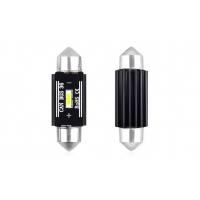 [LED CANBUS 1 SMD UltraBright 1860 Festoon 36mm bílá 12V / 24V]
