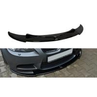 [Splitter Przedni BMW M3 E92 / E93 (Przedliftowy Model pasuje do Splittera M Performance)]