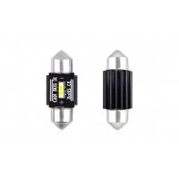 [LED CANBUS 1 SMD UltraBright 1860 Festoon 31mm bílá 12V / 24V]