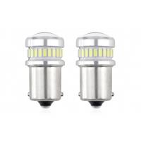 [LED CANBUS 3014 24SMD + 3030 6SMD 1156 (R5W, R10W) P21 bílá 12V / 24V]