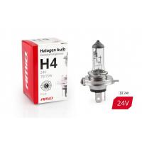[Halogénová žiarovka H4 24V 70/75W UV filter (E4)]