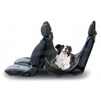 """[Ochranná plachta do auta na prevoz zvierat """"Husky""""]"""