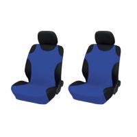 """[Bavlněné potahy sedadel """"Košile"""" - modré, 2 ks.]"""