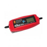 [Nabíječka baterií s mikroprocesorem 4A / LCD]