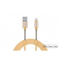 [Kábel USB Lightning iPhone iPad Full LINK 2,4A]