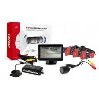 """[Asistent parkovania LCD 4,3"""" s kamerou HD-301-IR 4-senzorové čierne vnútorné]"""