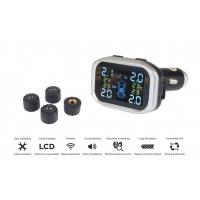 [Systém monitorovania tlaku v pneumatikách TPMS-1]