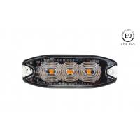 [Výstražné oranžové osvetlenie 3x3W LED R65 R10 12/24V IP67]