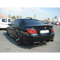 [Lotka Lip Spoiler - BMW 5 E60 4D ABS AC Style]