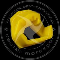 [Wkład poliuretanowy w dolne mocowanie poduszki skrzyni biegów - FORD FOCUS MK2 - 1szt]