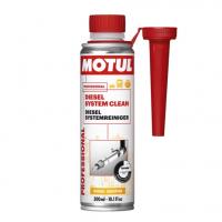 [Aditívum MOTUL DIESEL SYSTEM CLEAN 300 ml (108117)]