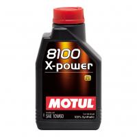 [Motorový olej MOTUL 10W-60 8100 X-POWER 1L (106142)]