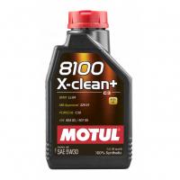 [Motorový olej MOTUL 5W-30 8100 X-CLEAN+ 1L (106376)]