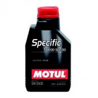 [Motorový olej MOTUL 0W-30 SPECIFIC 504.00/507.00 1L (107049)]
