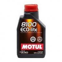 [Motorový olej MOTUL 0W-20 8100 ECO-LITE 1L (108534)]