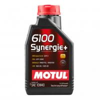 [Motorový olej MOTUL 10W-40 6100 SYNERGIE+ 1L (102781) (108646)]