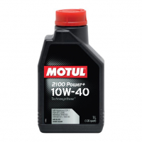 [Motorový olej MOTUL 10W-40 2100 POWER+ 1L (102770) (108648)]