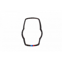 [Ramka carbonowa sterowania Idrive BMW Series 1 2 3 5 7 X3 X5]