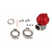 [Wastegate zewnętrzny TurboWorks 38mm 1,0 Bar V-Band Red]