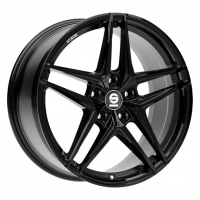 [SPARCO RECORD - GLOSS BLACK]