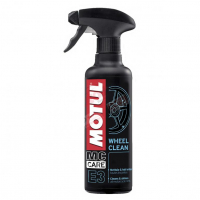 [MC CARE ™ MOTUL E3 WHEEL CLEAN 400ML (102998)]