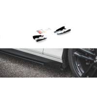[SIDE FLAPS BMW 1 F20 M-PACK FACELIFT / M140I]