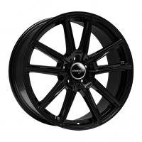[WHEELWORLD WH30 - BLACK GLOSSY PAINTED]