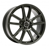 [WHEELWORLD WH30 - DARK GUNMETAL FULL PAINTED]