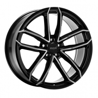 [WHEELWORLD WH33 - BLACK FULL MACHINED]