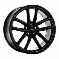 [WHEELWORLD WH33 - BLACK GLOSSY PAINTED]