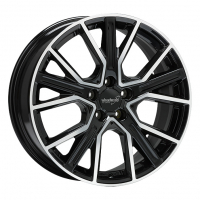 [WHEELWORLD WH34 - BLACK FULL MACHINED]