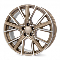 [WHEELWORLD WH34 - BRONZE MATT FULL MACHINED]