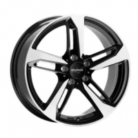 [WHEELWORLD WH36 - BLACK FULL MACHINED]