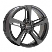[WHEELWORLD WH36 - DARK GUNMETAL FULL PAINTED]