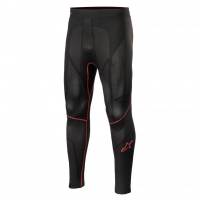 [Alpinestars spodky RIDE TECH V2 BOTTOM SUMMER - BLACK RED]
