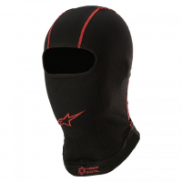 [Alpinestars Kukla KX V2 BALACLAVA SUMMER - BLACK RED]