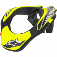 [Alpinestars Chránič krku YOUTH NECK SUPPORT - BLACK YELLOW]