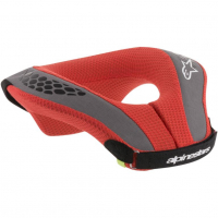 [Alpinestars Chránič krku SEQUENCE YOUTH NECK ROLL - BLACK RED]