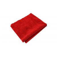[Daniel Washington Czerwona mikrofibra cięta laserowo 40x40cm (Mikrofibra)]