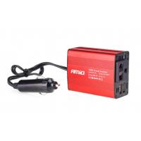[Výkonový měnič AMiO 12V / 230V 150W / 300W 2xUSB PI01]