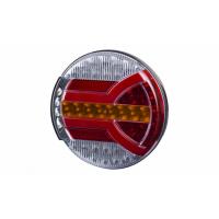 [Multifunkčné zadné svetlo (4 funkčné, so statickým smerovým svetlom) HOR 94, NAVIA]