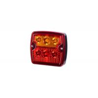 [Multifunkčné zadné svetlo HOR 74, krátke, LED 12 / 24V]