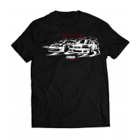 [Koszulka T-Shirt TurboWorks DriftTeam Czarna L]