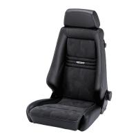 [Fotel RECARO Specialist S (LX/F) Artista black / Artificial leather black]
