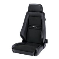 [Fotel RECARO Specialist S (LX/F) Dinamica black / Artificial leather black]