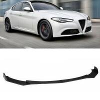 [Spliter przedni Alfa Romeo Giulia 2017 Gloss Black]